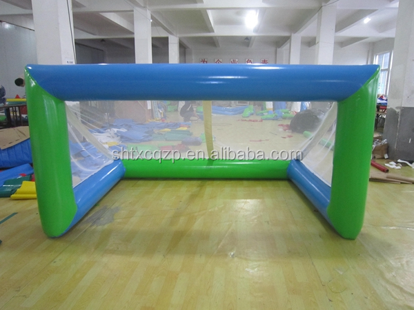 inflatable soccer goal for inflatable sports game