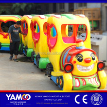Amusement park train rides for sale backyard train smile track train