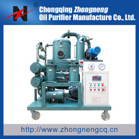 ZYD Vacuum Transformer Oil Treatment Machine, Transformer Oil Purifier System