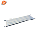 Q195 Galvanised Metal Catwalk Punched Decking Walk Board Scaffolding Steel Plank with Hooks
