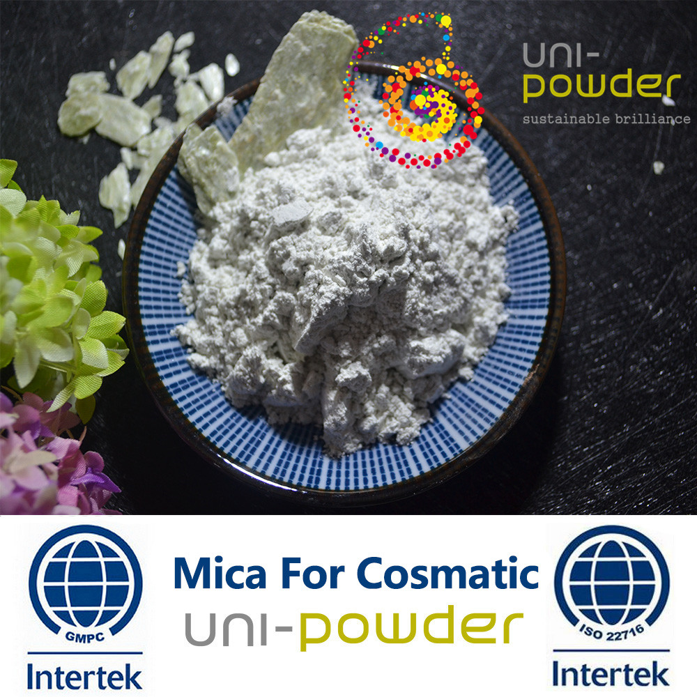 High Quality Cosmetic Alkyl Silicon Treated Mica(oil dispersible)