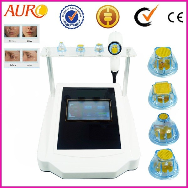 Au-37 Salon rf skin tightening wrinkle removal machine