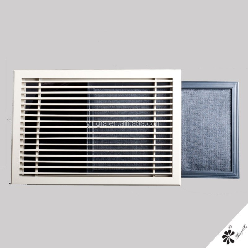 Return air filter 16 decorative return air for 14x6 floor register