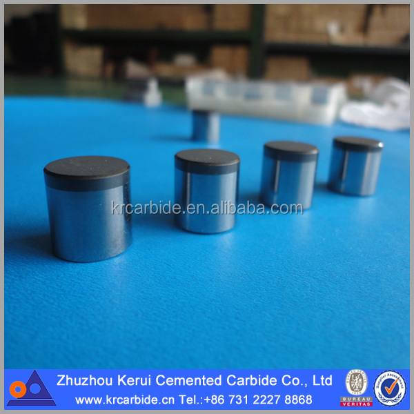 PDC insert for drill bits used in oil field and coal mining drilling