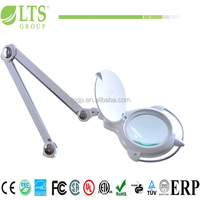 Deluxe Laboratory magnifier lamp;3Diopter len/ 5Diopter secordary len with beauty
