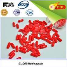 Health Care Product FDA certificated CO Q10 &Nature VE Softgel capsule