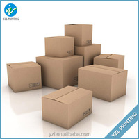 Corrugated Carton box with equal sized sides