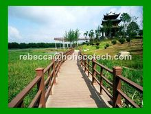environmental friendly outdoor wood plastic composite decking panel/decking flooring outdoor wood