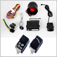 Car Alarm/Keyless Remote Engine Start/Car Security for Smart Key System