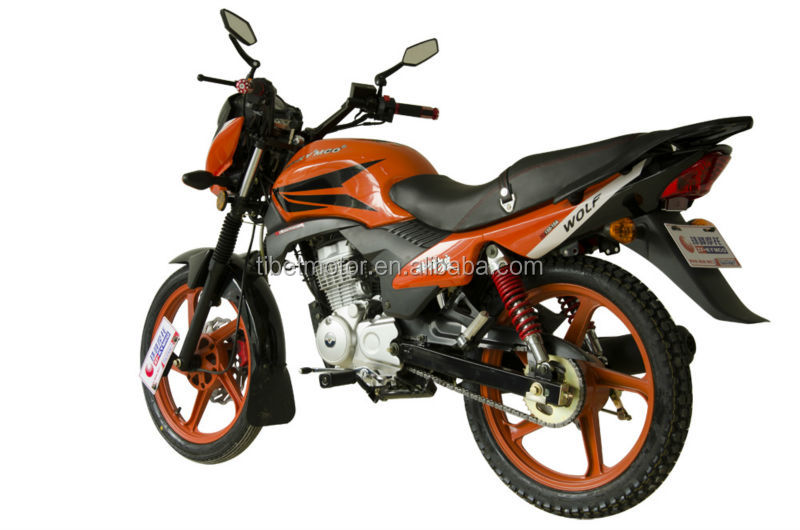 Fashionable cheap 200cc motocross (ZF150-4)