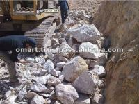 API Standards White Barite For Drilling Oil