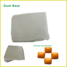 Chewing gum base/ raw material to make coating chewing gum