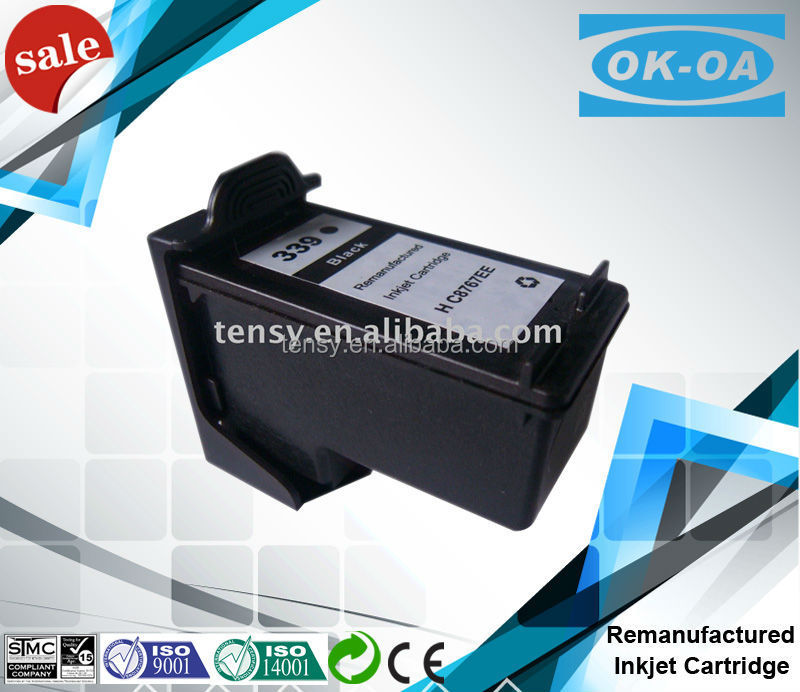 waterproof ink cartridges wholesale 339 ink cartridges for hp