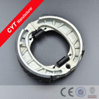 WY125 Motorcycle Parts High quality Fitting Wear resistant Brake Shoe