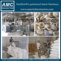 Large capacity modified starch machine/production line for textile