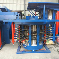 1 Ton 700KW 660V Steel Metallurgy