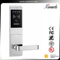 Smart Key Card Digital Security Keyless Software Rfid Electronic Hotel Room Door Lock