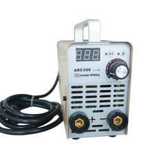 Hot! New IGBT design digital Inverter MMA Welder Welding Tools Arc200 Arc welder
