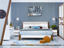 Modern bedroom furniture with European style