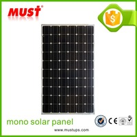 Chinese Supplier 24V 180W Mono Solar Module from Trade Assurance Order