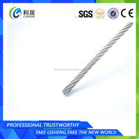 Stainless Steel 7x19 Railing Wire Rope