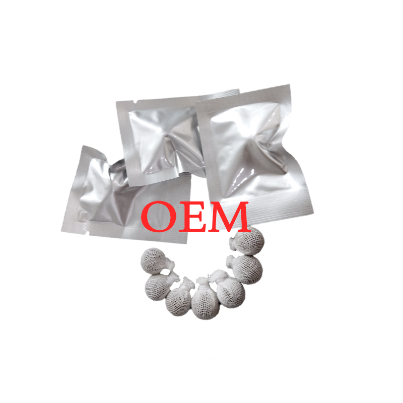 OEM Private Label Yoni Vaginal Detox Pearls for Women Health Care Vaginal Detox Tampons