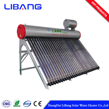 Wear-resisting solar water heating system for home