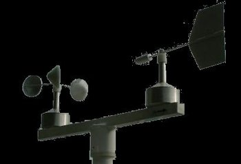 Traditional Cup Anemometer/Wind Vane