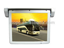 19 Inch Wireless 3G/Wifi LCD Bus Digital Signage