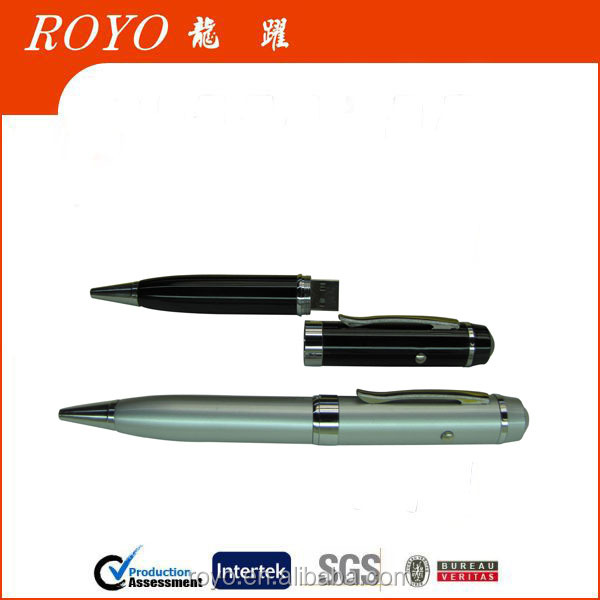 High quality 3 in 1 USB pen U004