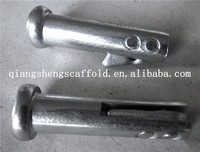 Main Frame scaffolding- Cross Brace- Joint Pin- Lock Pin