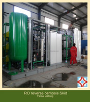 RO/EDI High Pure Water Equipment for Gas Injection Boiler