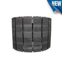 flexible led curtain price p35/p55/p80 stage use dmx soft flexible led curtain display 5mm led display screen