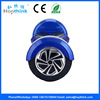 Newest China hoverboard scooter electric 2 wheel/bluetooth self balancing scooter/stand up electric scooter