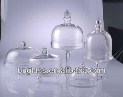 Wholesale Wedding Glass Cake Cover for Home Decoration
