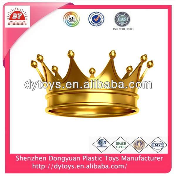 ICTI certificated make custom kings and queen crowns for sale