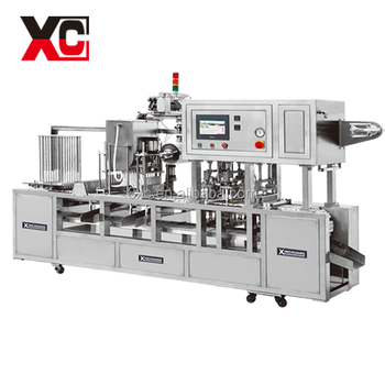 XC machine Jelly Juice Filling Machine