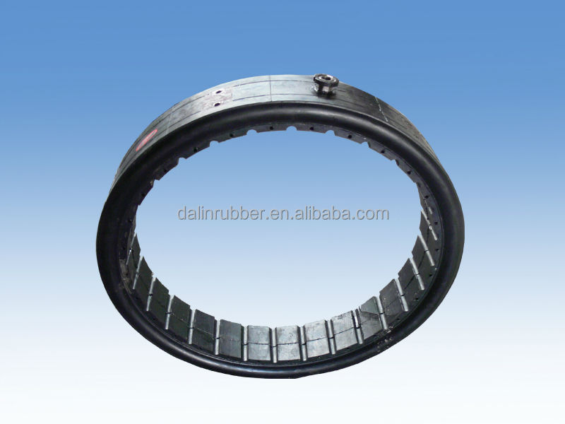 friction plate pneumatic clutch