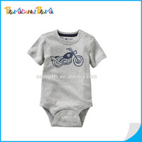 Promotional customized cotton Baby wears