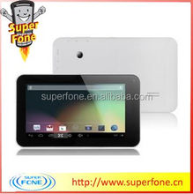 7inch AM721 AllWinner A20 wifi Android 4.2 dual core tablet pc