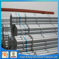 greenhouse galavnized tube/as welded galvanized pipe