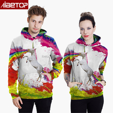 Sublimation print 3d print floral animal multi color anime hoodie