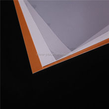 White/Silver/Golden Laminated Magnetic Stripe A4 Inkjet Printable PVC Sheet