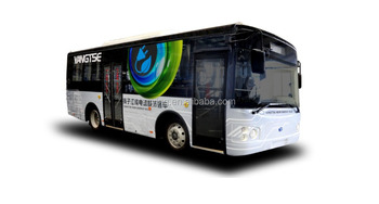 ELECTRIC BUS 8M chargable battry