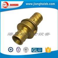 Factory direct sale stainless steel bs fire hose coupling