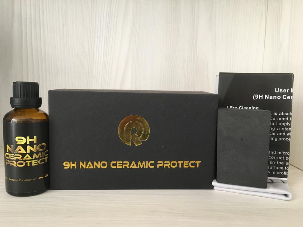 Nano Hydrophobic Ceramic Coating
