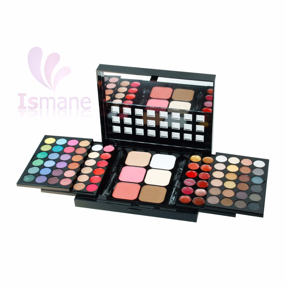 78 color Professional Makeup Palette Sets Combo matte&shimmer eye shadow Concealer Brightening waterproof Face powder