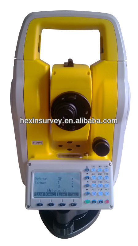 Abundant surveying programs total station functions