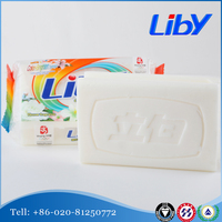 Directly Supply High Grade LIBY Coconut-Oil Whitening Laundry Soap