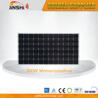 300w Mono Module Quality-Assured Pv Module 12V 300W Solar Panel